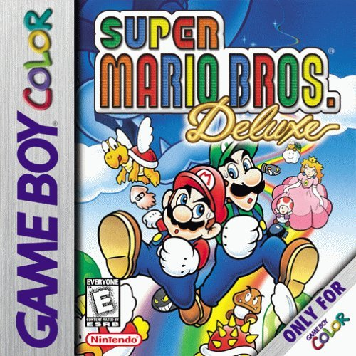 Thumbnail / Media File 1 for Super Mario Bros. Deluxe (USA, Europe