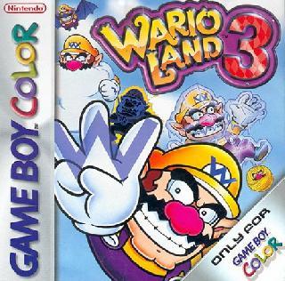 Screenshot Thumbnail / Media File 1 for Wario Land 3 (World) (En,Ja)