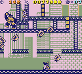 Screenshot Thumbnail / Media File 1 for Donkey Kong (World)