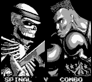 Screenshot Thumbnail / Media File 1 for Killer Instinct (USA, Europe)