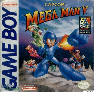 Screenshot Thumbnail / Media File 1 for Megaman V (USA)