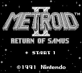 Título Metroid II