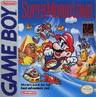 Screenshot Thumbnail / Media File 1 for Super Mario Land (World)