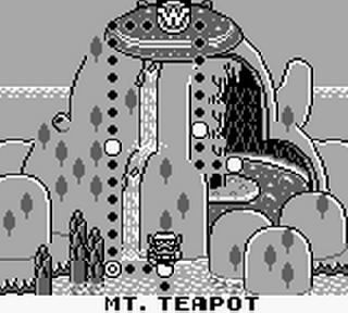 Screenshot Thumbnail / Media File 1 for Wario Land - Super Mario Land 3 (World)