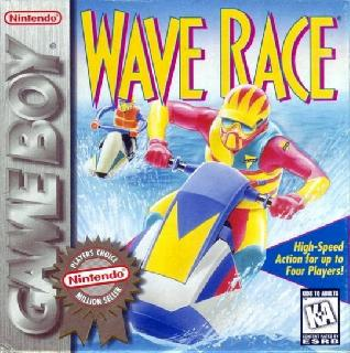 Screenshot Thumbnail / Media File 1 for Wave Race (USA, Europe)