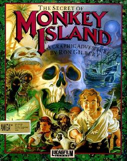 Screenshot Thumbnail / Media File 1 for Secret of Monkey Island, The