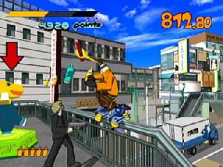 Screenshot Thumbnail / Media File 1 for Jet Grind Radio