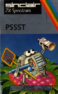 Screenshot Thumbnail / Media File 1 for Pssst (1983)(Ultimate)