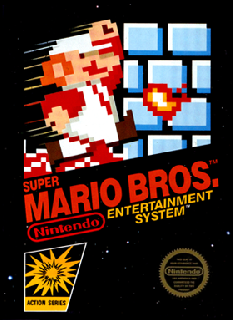 Screenshot Thumbnail / Media File 1 for Super Mario Brothers (Japan)