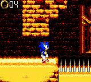 Screenshot Thumbnail / Media File 1 for Sonic Blast (World)