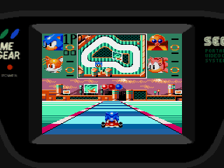 Screenshot Thumbnail / Media File 1 for Sonic Drift (Japan)