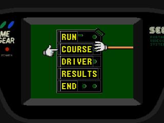 Screenshot Thumbnail / Media File 1 for Sonic Drift (Japan)