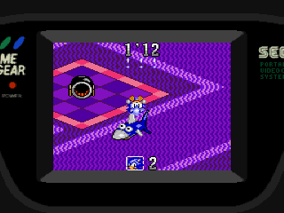 Screenshot Thumbnail / Media File 1 for Sonic Labyrinth (USA, Europe)
