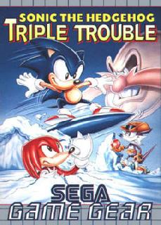 Screenshot Thumbnail / Media File 1 for Sonic The Hedgehog - Triple Trouble (USA, Europe)