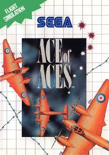 Screenshot Thumbnail / Media File 1 for Ace of Aces (Europe)