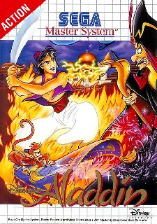 Screenshot Thumbnail / Media File 1 for Aladdin (Europe)