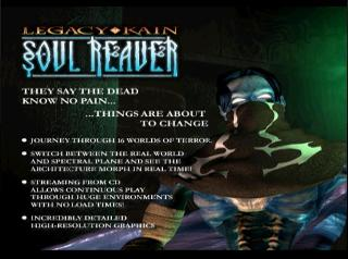 Screenshot Thumbnail / Media File 1 for Legacy of Kain Soul Reaver