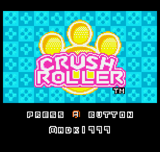 Screenshot Thumbnail / Media File 1 for Crush Roller