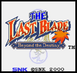 Screenshot Thumbnail / Media File 1 for Last Blade, The