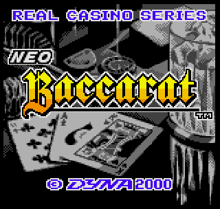 Screenshot Thumbnail / Media File 1 for Neo Baccarat