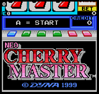 Screenshot Thumbnail / Media File 1 for Neo Cherry Master