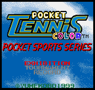 Screenshot Thumbnail / Media File 1 for Pocket Tennis