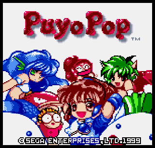 Screenshot Thumbnail / Media File 1 for Puyo Pop