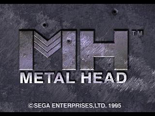 Screenshot Thumbnail / Media File 1 for Metal Head (32X)