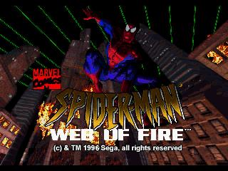 play Spider-Man - Web of Fire…