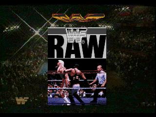 Screenshot Thumbnail / Media File 1 for WWF RAW (32X)
