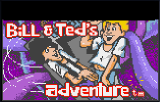 Screenshot Thumbnail / Media File 1 for Bill & Ted's Excellent Adventure (USA, Europe)