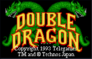 Screenshot Thumbnail / Media File 1 for Double Dragon (USA, Europe)