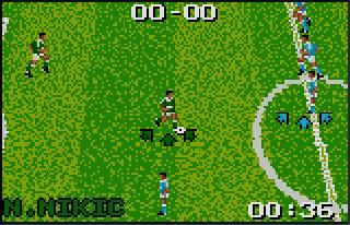 Screenshot Thumbnail / Media File 1 for European Soccer Challenge (USA, Europe)