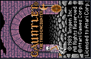 Screenshot Thumbnail / Media File 1 for Gauntlet - The Third Encounter (USA, Europe)