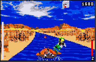 Screenshot Thumbnail / Media File 1 for Hydra (USA, Europe)
