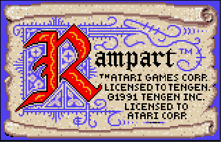 Screenshot Thumbnail / Media File 1 for Rampart (USA, Europe)
