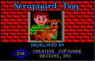 Screenshot Thumbnail / Media File 1 for Scrapyard Dog (USA, Europe)
