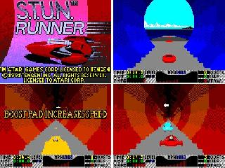 Screenshot Thumbnail / Media File 1 for S.T.U.N. Runner (USA, Europe)