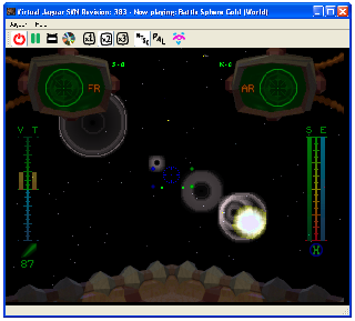 Screenshot Thumbnail / Media File 1 for Battle Sphere Gold (World)