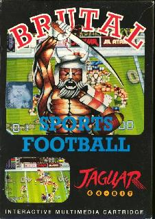 Screenshot Thumbnail / Media File 1 for Brutal Sports Football (World)