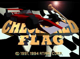 Screenshot Thumbnail / Media File 1 for Checkered Flag (World)