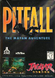 Screenshot Thumbnail / Media File 1 for Pitfall - The Mayan Adventure (World)