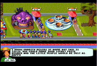 Screenshot Thumbnail / Media File 1 for Theme Park (World)