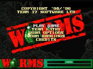 Screenshot Thumbnail / Media File 1 for Worms (World)
