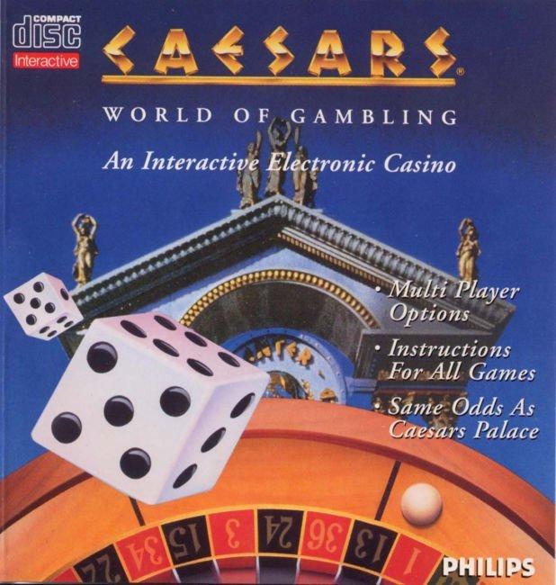 Caesars World of Gambling (CD-i) ISO