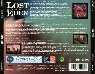 Screenshot Thumbnail / Media File 1 for Lost Eden (CD-i)