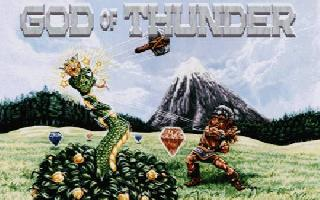 Screenshot Thumbnail / Media File 1 for God Of Thunder (1993)(Software Creations Ltd)