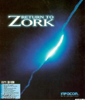 Screenshot Thumbnail / Media File 1 for Return To Zork (1993)(Infocom)
