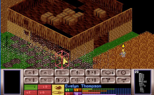 X Com Ufo Defense (1994)(Microprose Software Inc) Game < DOS Games ...