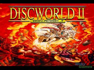 Screenshot Thumbnail / Media File 1 for Discworld 2 (CD DOS)